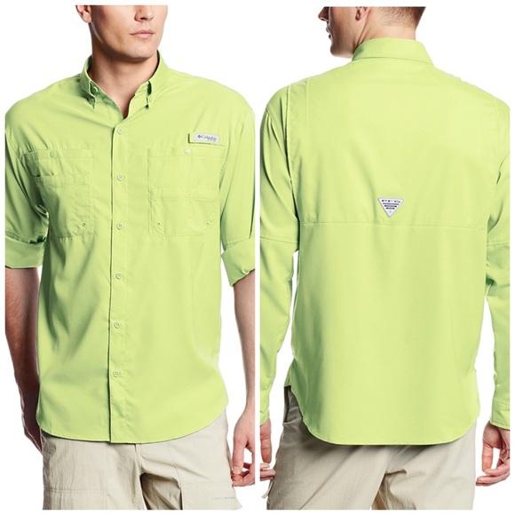 bc1b66ad886 Columbia Shirts   Euc Mens Tamiami Ii Long Sleeve Shirt   Poshmark